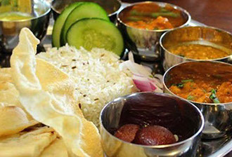Sample Foods - Thali